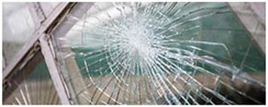 Burbage Smashed Glass